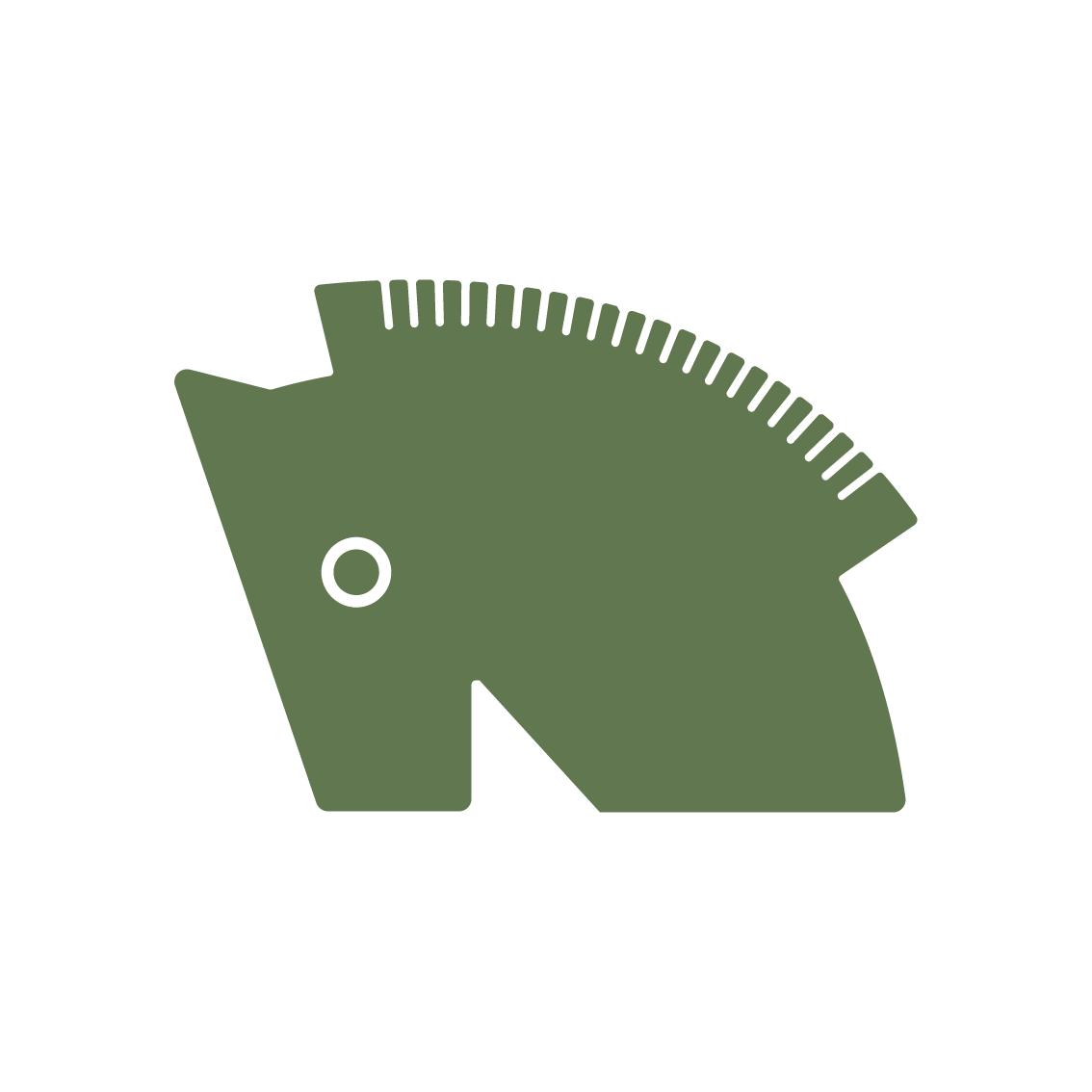 Wooden Horse Logo