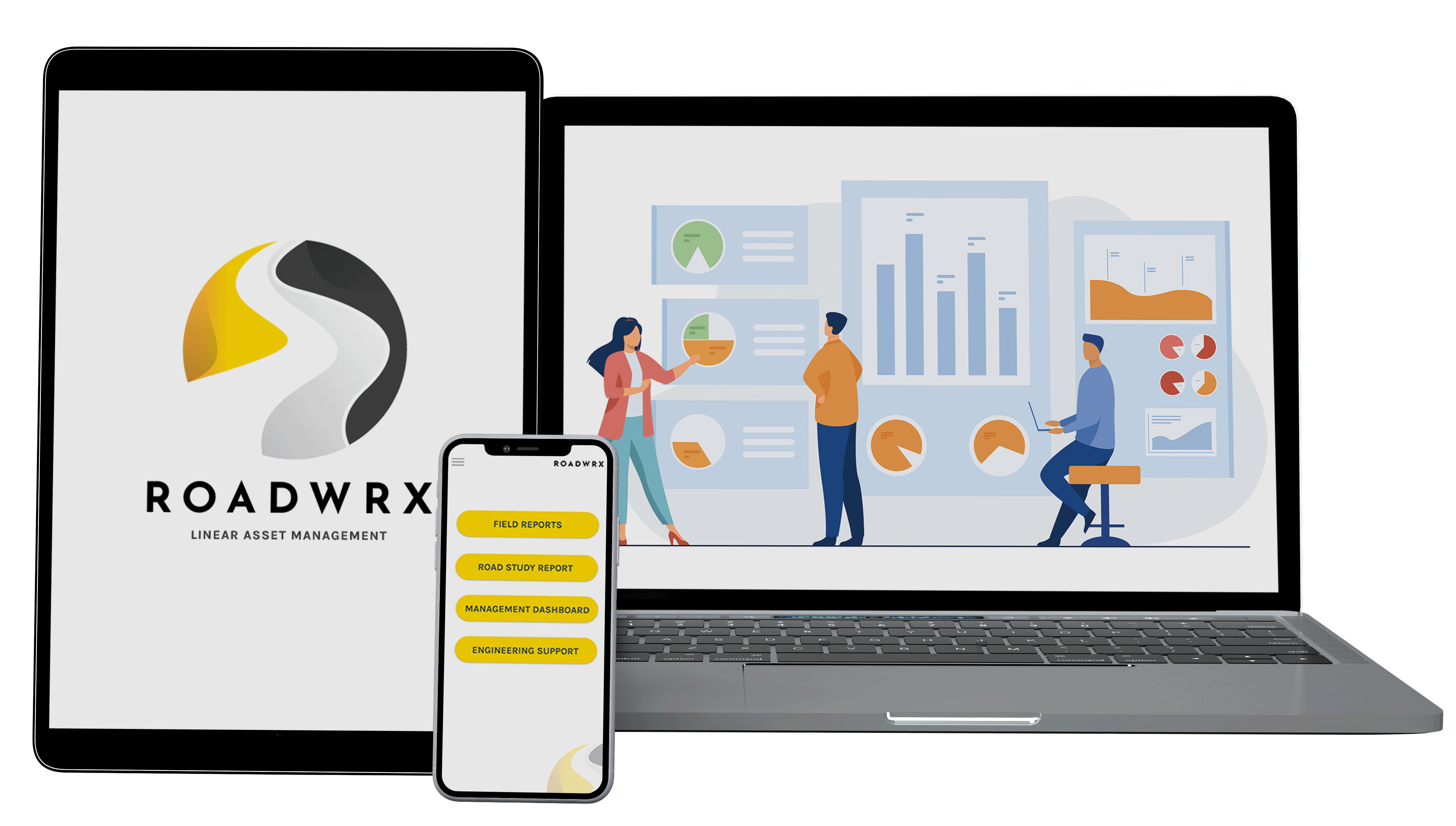 RoadWRX - Linear Asset Management Solutions for Mobile Devices